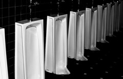 (Bravo213) Tags: nyc newyorkcity white private naked nude bathroom many bare more repetition urinals cy toilets challengeyouwinner thechallengefactory