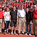 Alumni attending the 2010 Homecoming