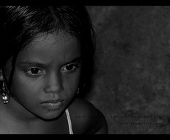 Age of Innocence (Asif Adnan Shajal) Tags: girls people cute girl kids children photography blackwhite kid child little innocent young innocence dhaka bangladesh villagegirl explored