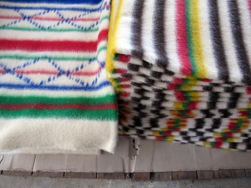 cobertores de papa