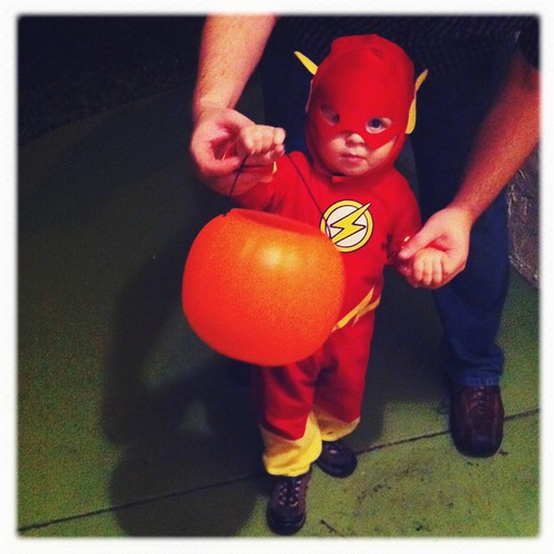 Our Little Flash