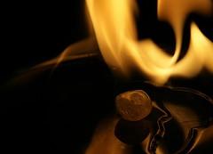 Rocks on fire... (Relu1907) Tags: fire waterice