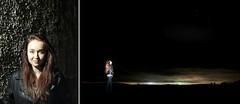 (MarkSmallbones) Tags: light colour beautiful night forest dark 50mm scary community long exposure cross natural air vision strip knowledge imagination f18 stoney ringwood influence brogan