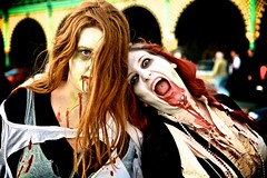 IMG_5956 (ReallyBigShots) Tags: halloween blood brighton zombie gore 2010 livingdead madeiradrive beachofthedead brightonzombiewalk october302010
