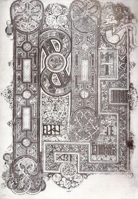 Livro de Kells - Trinity College - Dublin