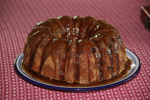Cake Recipe Apple Dapple Cake