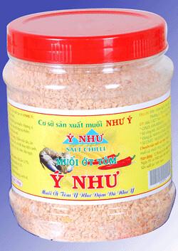 Muối tôm Tây Ninh - Gạo lứt rang Tây Ninh đặc sản quê nhà