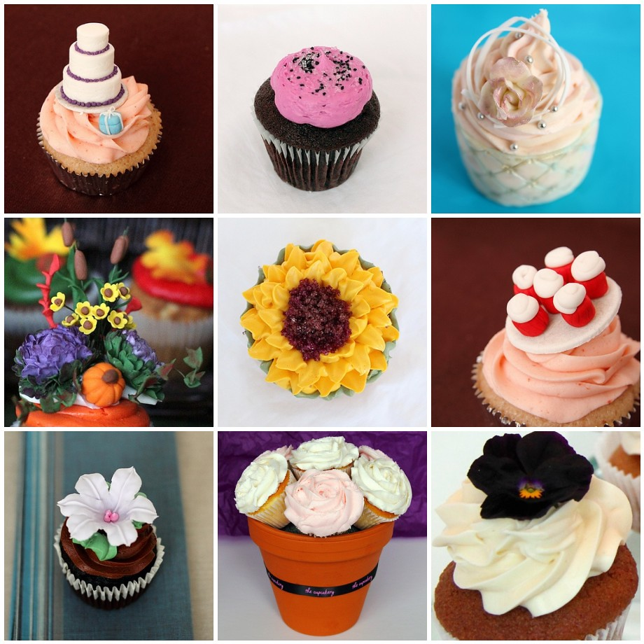 Toronto's Most Beautiful Cupcakes