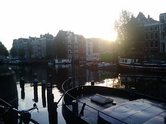 Amsterdam (Elise Swart) Tags: water netherlands amsterdam boot canal nederland paysbas gracht pakhuis oudeschans provinciestadprovincecity landschapnatuurlandscapenature