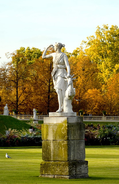 Francia, Parigi, Jardin du Luxembourg