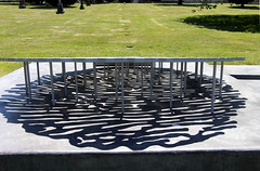 Shadow Fingerprint (ruthlesscrab) Tags: armenian genocide mountainviewcemetery vancouver bc canada monument matildaaslizadeh