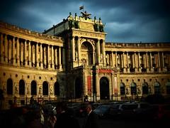 Hofburg in Wien (kopiecmarcin) Tags: vienna wien hofburg travel austria olympus omd10mark2