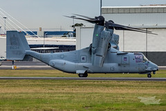 US Marines V-22 Osprey 07 YSSY-8415 (A u s s i e P o m m) Tags: v22 osprey v22osprey usmarines sydneyairport syd yssy mascot newsouthwales australia au