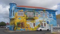 Willemstad, Curaçao (Conradito) Tags: willemstad curaçao antillen francissling mural streetart