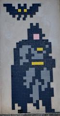 Space Invader (PA_1261) (Ausmoz) Tags: paris street art streetart rue urbain urban mur murs wall walls installation installations decal decals mosaic mosaique mosaiques space invader « invaders » tile tiles pa1261 1261 75012