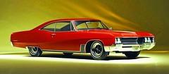 1967 Buick Wildcat 2-door Hardtop (biglinc71) Tags: 1967 buick wildcat 2door hardtop