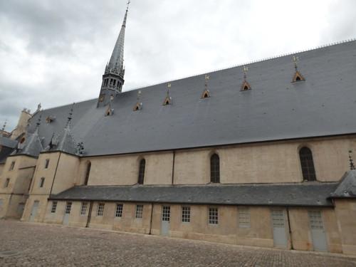 Hôtel-Dieu de Beaune - Cour d'Honneur
