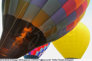 2016-08-05 0739 2016 Indiana State Fair Hot Air Balloons