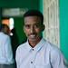 Mustefa Sheik Mohamed, social worker at Jijiga Woreda Court in Somali region.