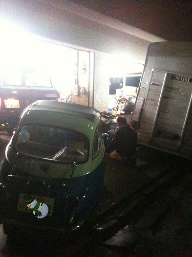 Today's Isetta [December.10.2009]