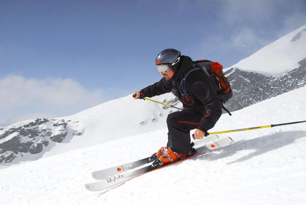 Test lyží - SNOWtest 2009/2010