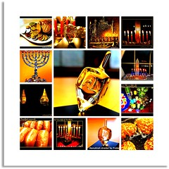 Happy Hanukkah to my Flickr friends!