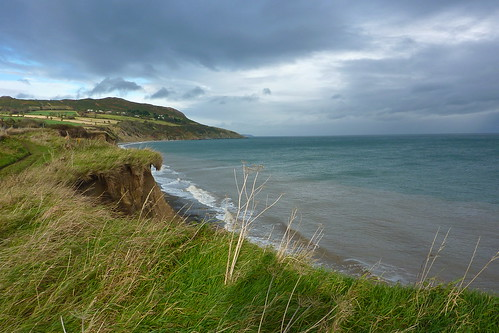 The Greystones to Bray coastal path