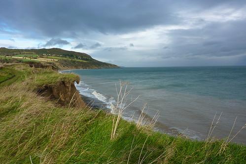 The Greystones to Bray coastal path
