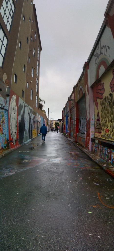 Clarion Alley 1