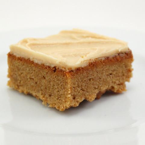 Peanut Butter Cinnamon Blondies