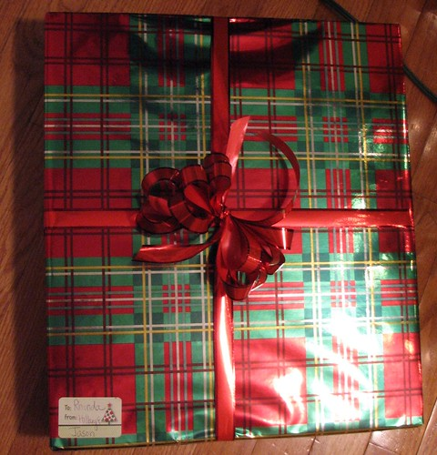 best wrapped present