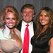Pam Anderson Slot Machine & Donald Trump Birthday Party