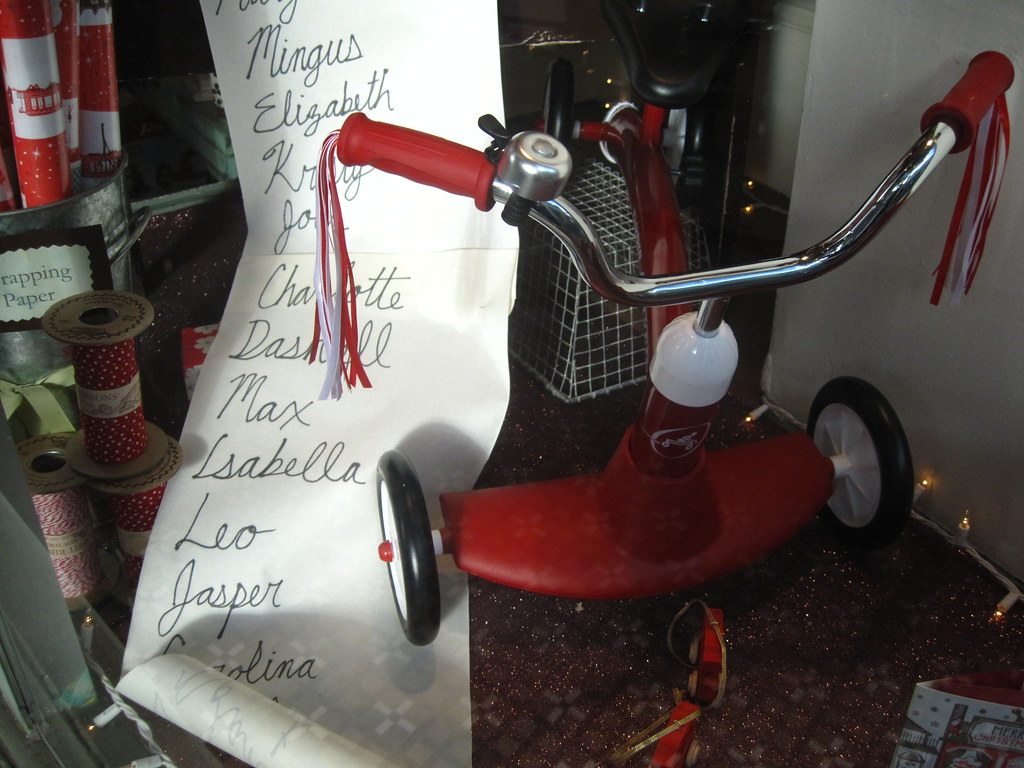 Tricycle for the nautty little monsters :D