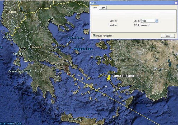 Greece, Rome, Time and Distance 4188463312_40416db7de_o