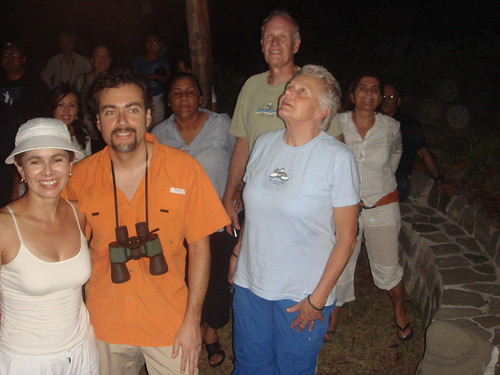 Lluvia de Geminidas, Punta Coral, Península de Nicoya, Costa Rica