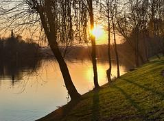 La Seine à Carrières sur Seine (Ganymede - Over 5 millions views.Thks!) Tags: iledefrance luxtop100