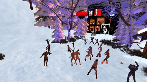 jakes club resort party in second life