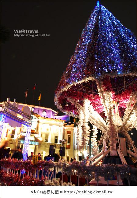 台中耶誕節活動-台中市政府耶誕裝飾4