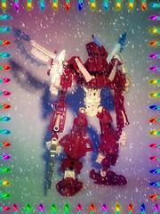 Merry Christmas :3 (Beardly Designs) Tags: christmas lego bionicle moc