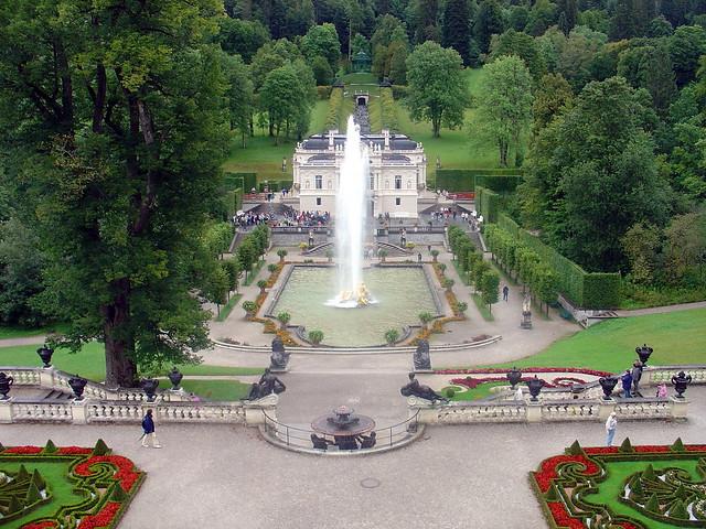 2005-09-08 09-11 Garmisch-Partenkirchen 222 Schloss Linderhof
