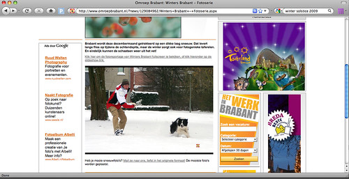 In the Omroep Brabant website by you.