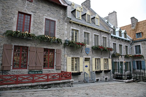 Place du Marché, Quebec City (Photo by Jennifer Laceda)