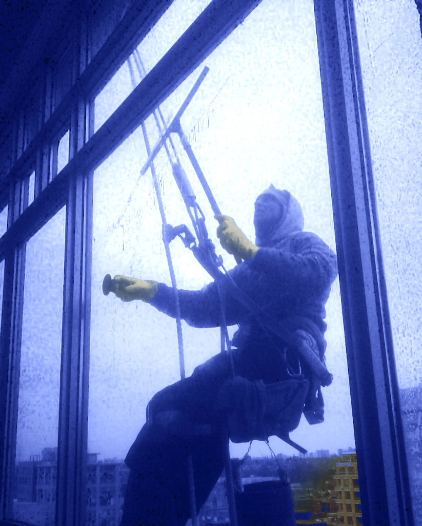 Window Cleaning Dude