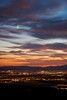 Juni (pixel-rausch) Tags: sunset lasvegas dusk nevada aerialphoto calendarshot