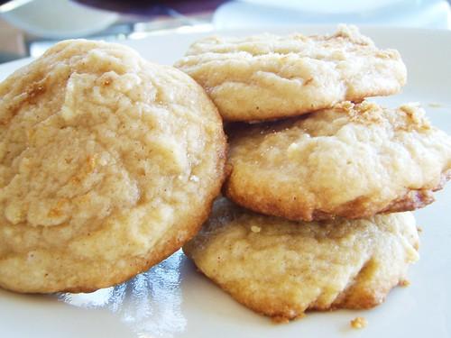 eggnog cookies - 10