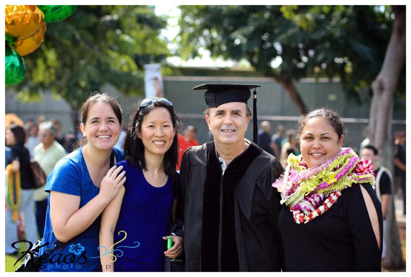 Me, Janice, Dr. Haymer, Chrystie