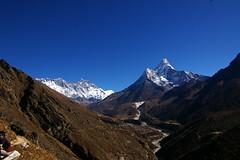 (d. eivand) Tags: nepal khumbu everest lhotse amadablam mounteverest mteverest sagarmatha qomolangma chomolungma khumbuvalley sagarmathanationalpark jomolangma khumbukhangkirawa