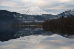 Loch Ard 075 (Sharmanka Kinetic Theatre) Tags: winter snow scotland reflexions mtrtrophyshot