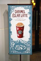 Caramel Eclair Latte