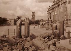 Potsdam, Garnisonkirche, Kriegsende (Thomas Lautenschlag) Tags: architecture trmmer architektur potsdam rui
